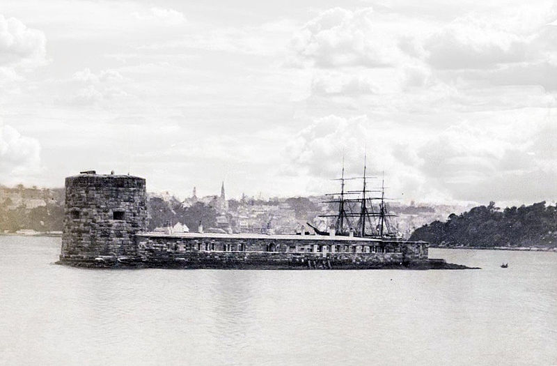 Defences of Australia – 19th Century