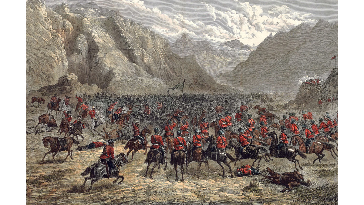 The Afghan Wars 1839-42 and 1878-80 – Audiobook