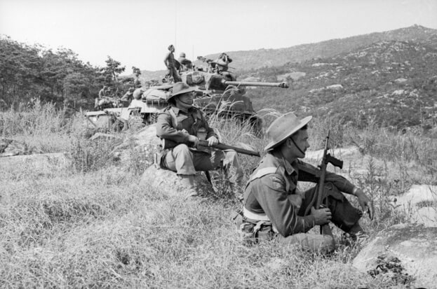 'Australia's smallest peacekeeping force' in the unknown prelude to the Korean War