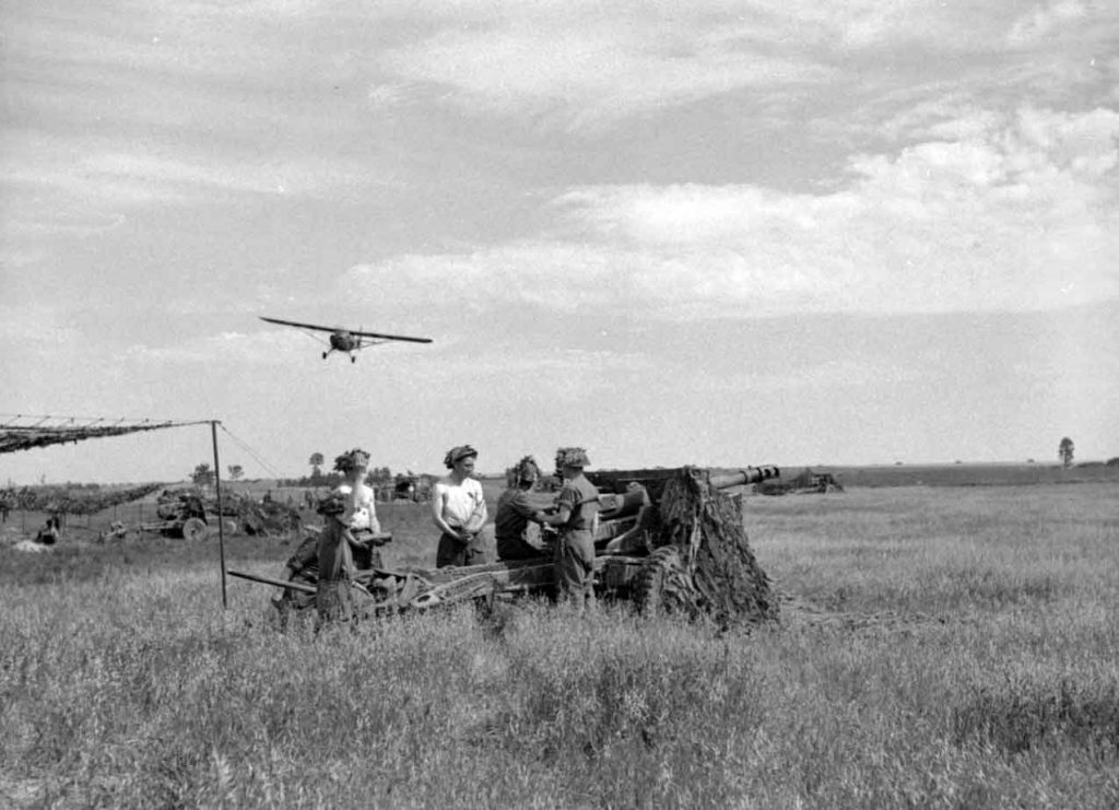 True Grit – Unarmed Airborne Artillery Spotters over Normandy, 1944