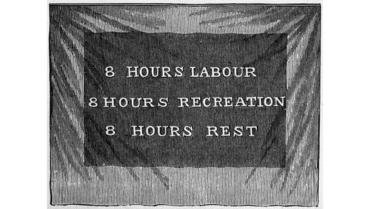 Why Do We Have an 8-Hour Working Day?