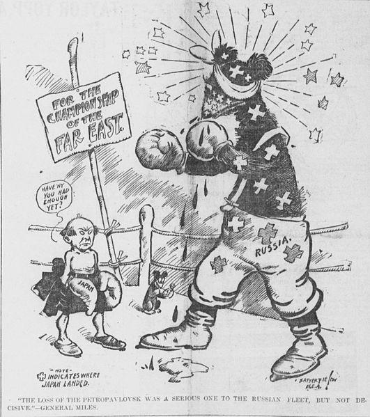 Cartoon by Bob Satterfield