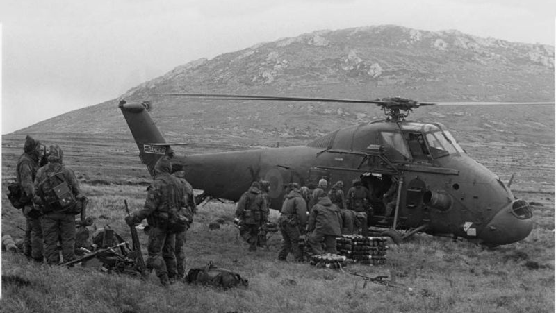 Upcoming Online Zoom Talk – A Front Line View: an SAS squadron's war
