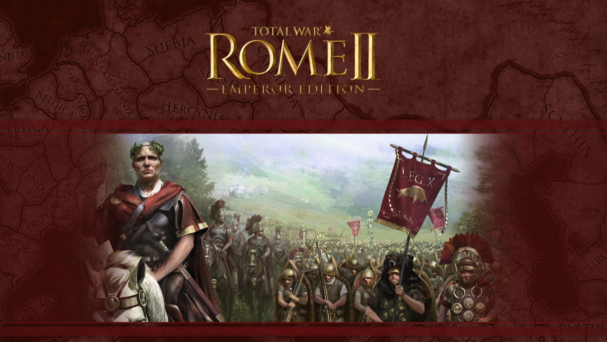 The History of Games: Rome 2