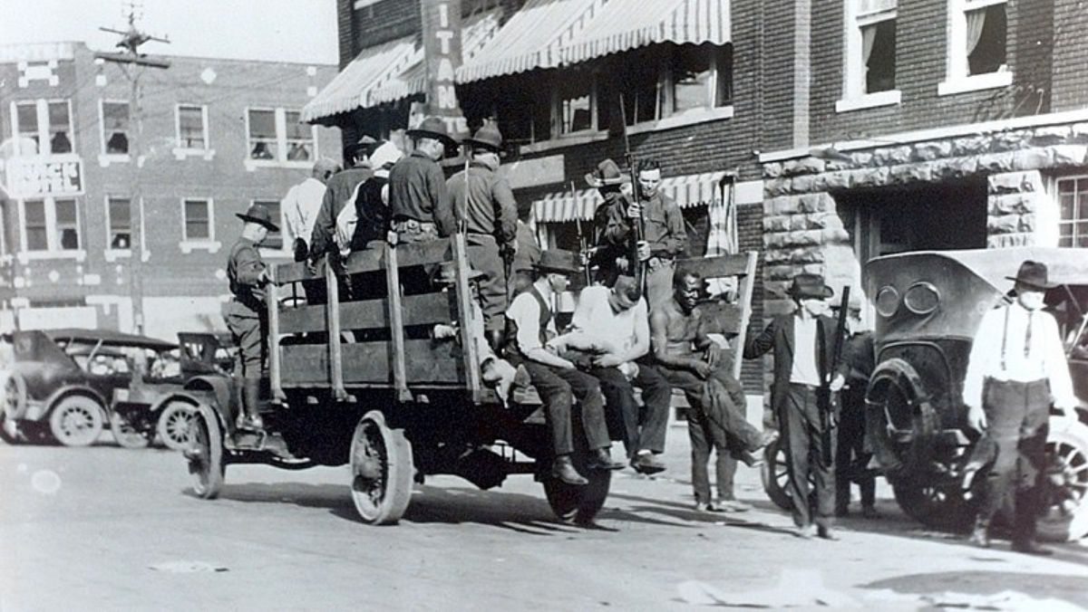 The Rise of Black Wall Street and the Race Massacre That Burned It Down