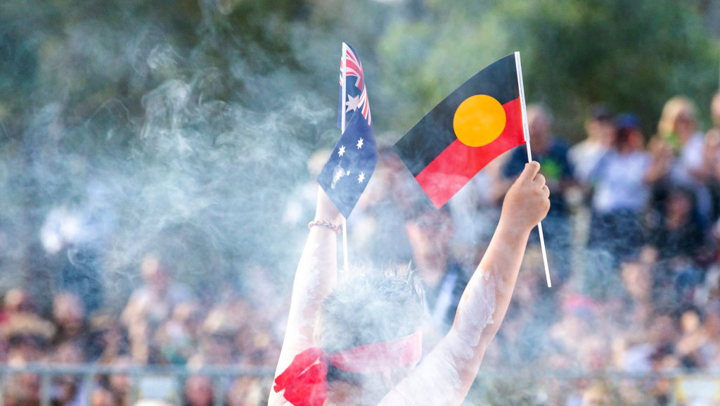 Australian government must negotiate a treaty with First Nations people