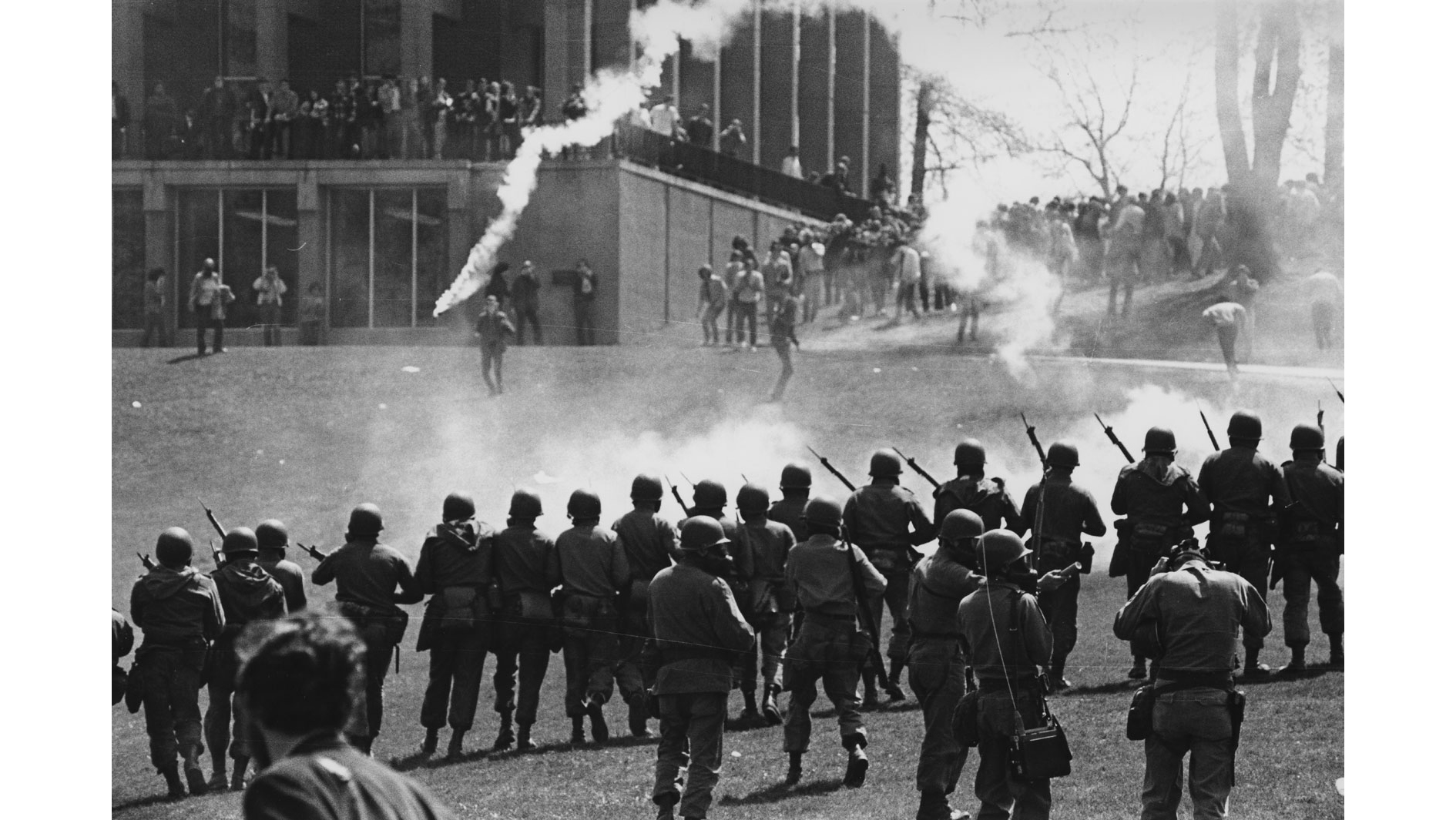 How the National Guard became the go-to military force for riots and civil disturbances