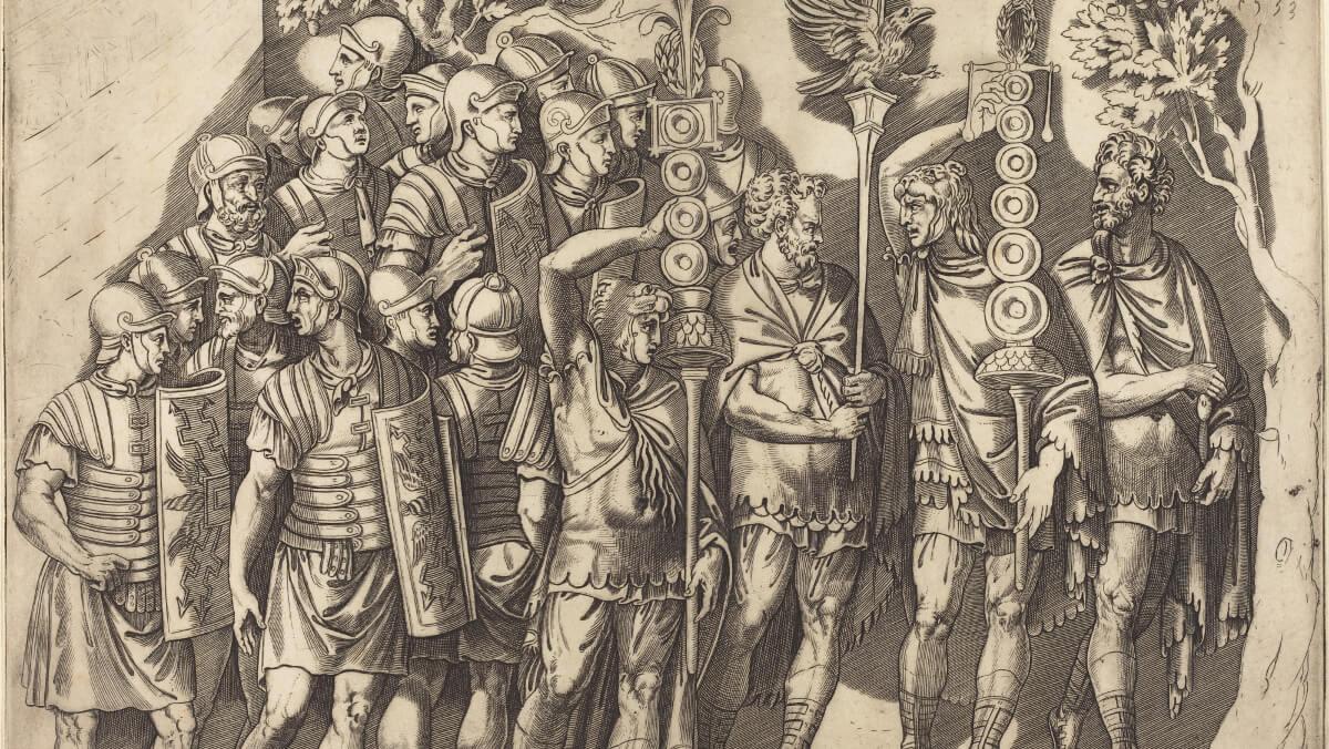 Why the Legions Beat the Phalanx