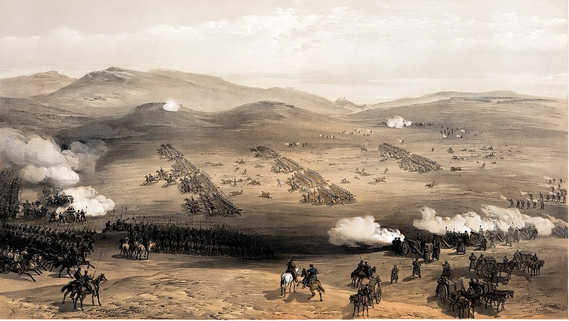 Could the Charge of the Light Brigade have worked?