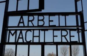 Sachsenhausen-Oranienburg Gate (Image)