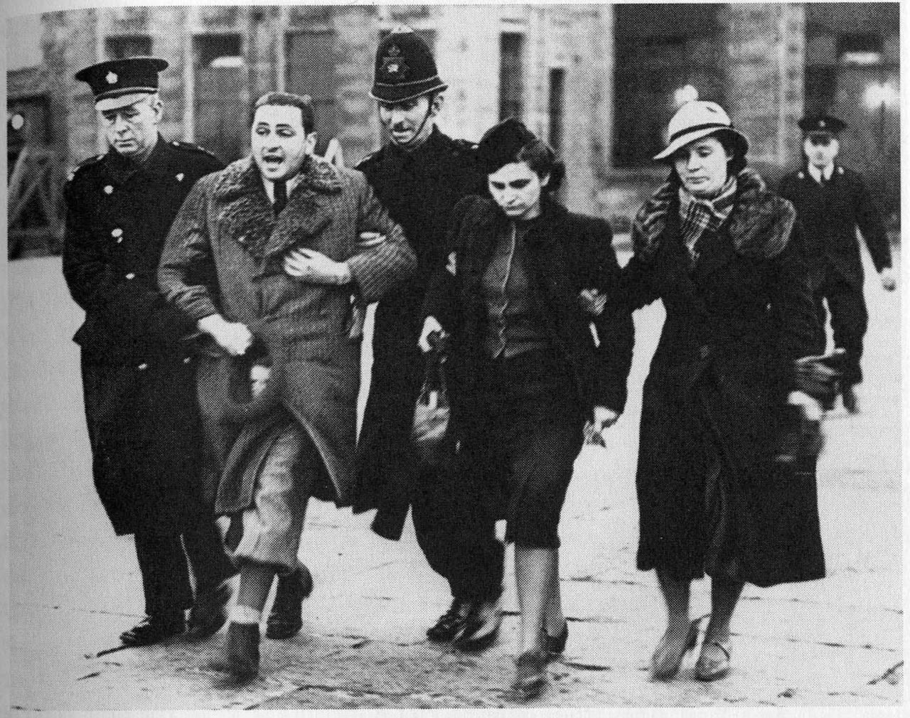 Who will have us? Jewish Refugees before WW2