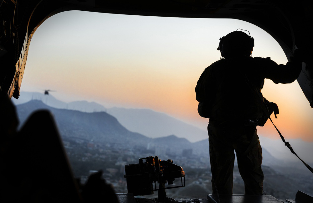 Leaving Afghanistan and why America doesn't win wars