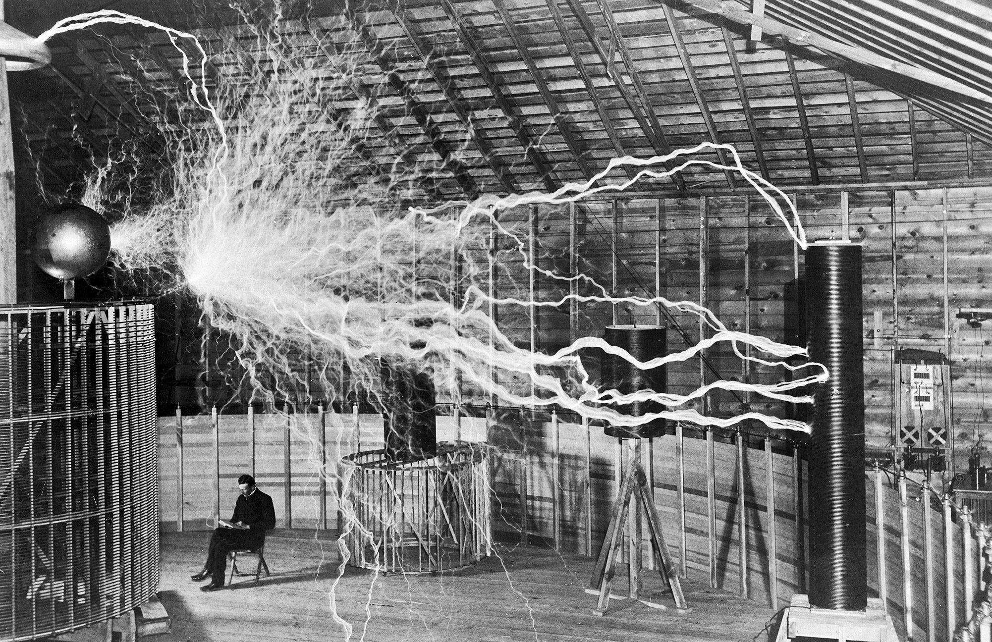 Nikola Tesla – His Vision is our Reality