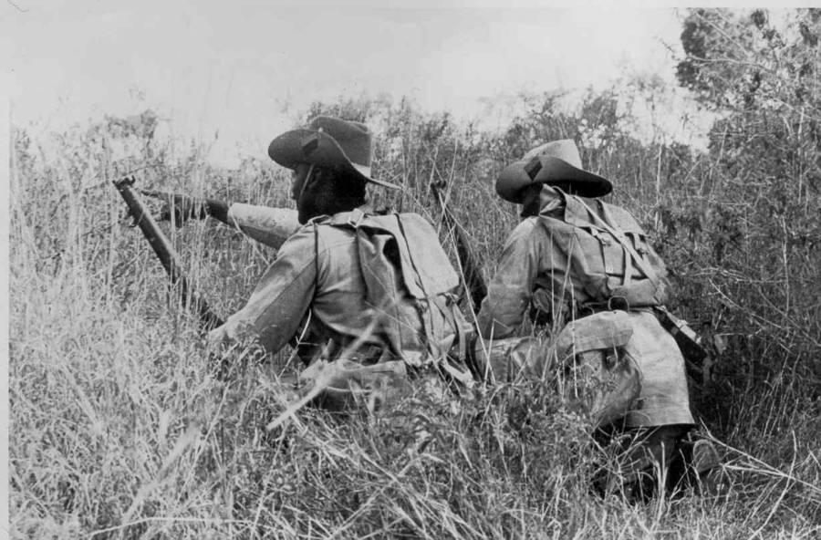 Taking back the Homeland – Ethiopian Guerrillas in World War II