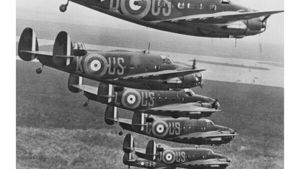 Hudson Bombers, 1SQN RAAF