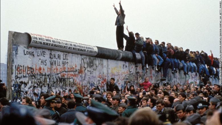 Constructing Oppression: The Berlin Wall and the Literal Iron Curtain