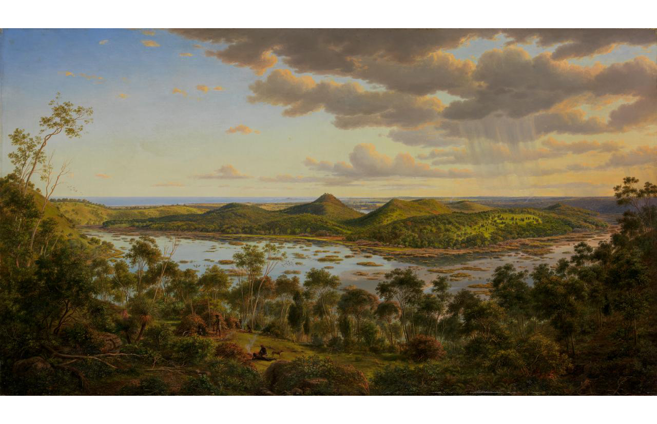 VICTORIA'S VOLCANIC HISTORY CONFIRMS THE STATE'S ABORIGINAL INHABITATION BEFORE 34,000 YEARS