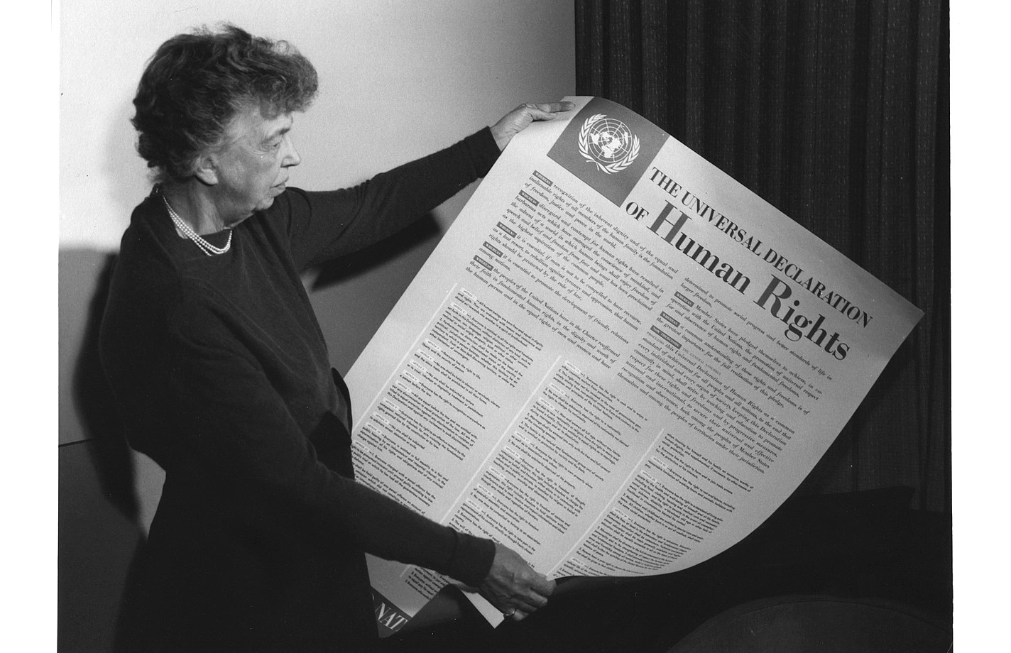 How Eleanor Roosevelt reshaped the role of First Lady and became a feminist icon