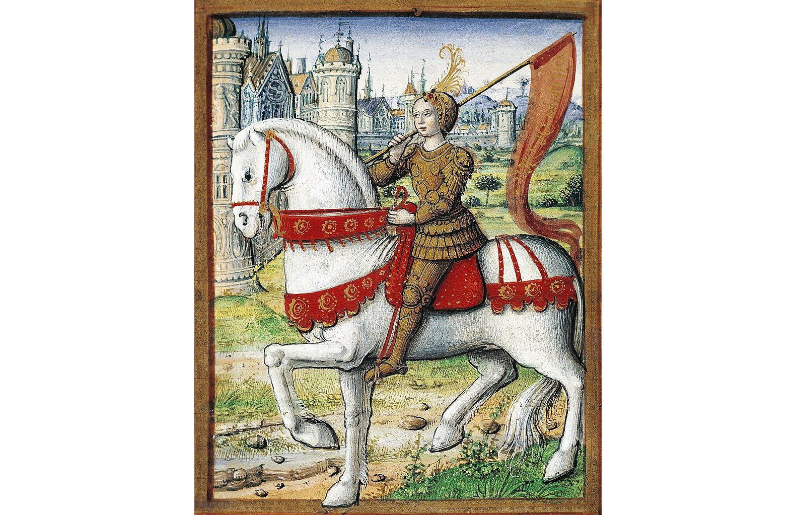 The Reality of Joan of Arc