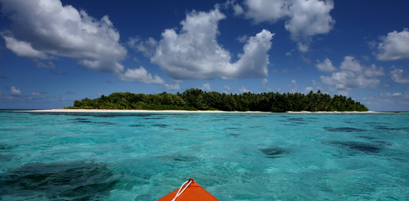 What wind, currents and geography tell us about how people first settled Oceania
