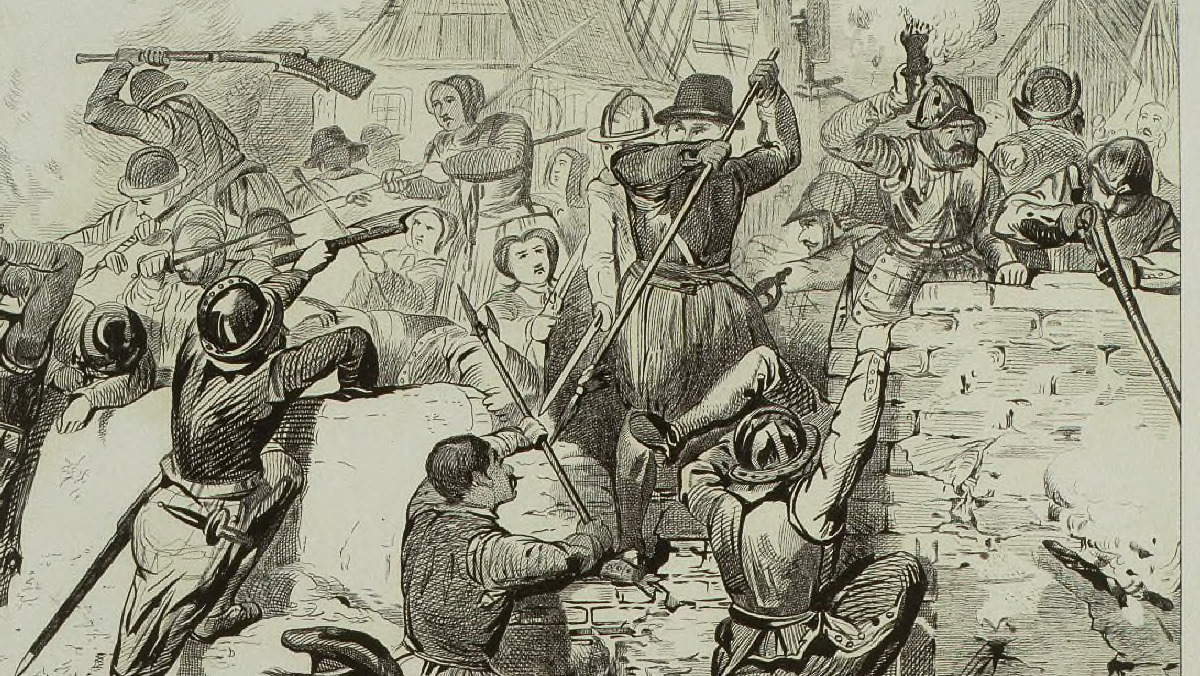 The Siege of Haarlem, Kenau, and Creating a Heroine