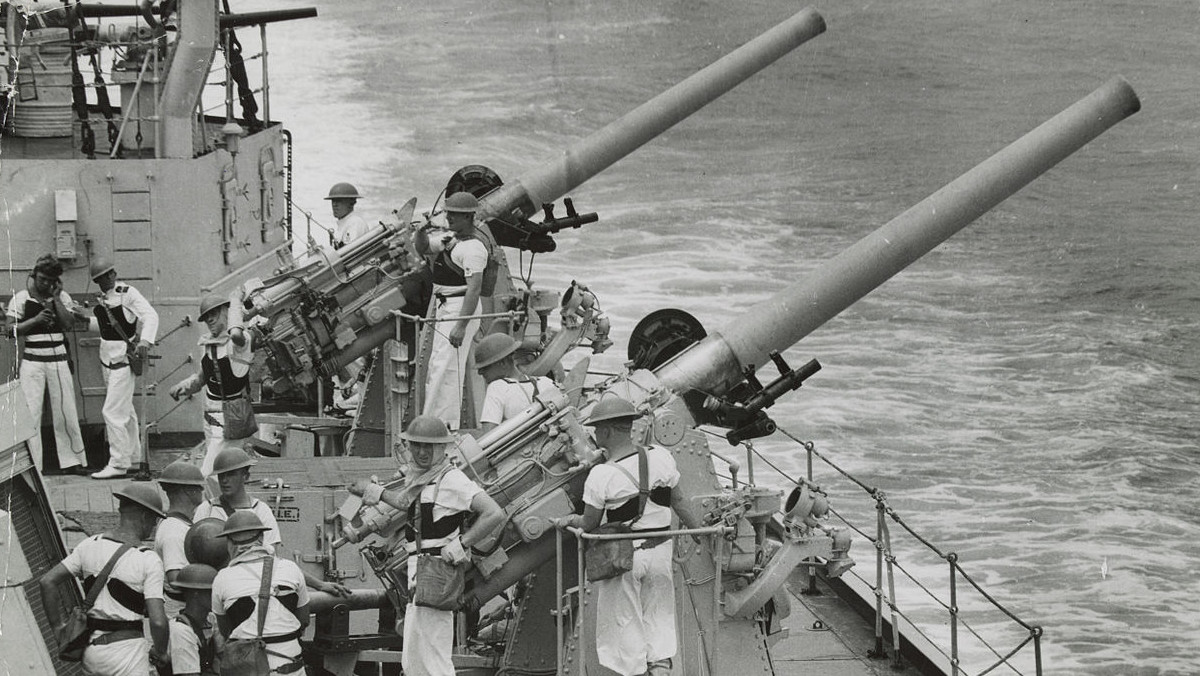 The Battle of Cape Spada: The Australian Navy Proves Its Mettle