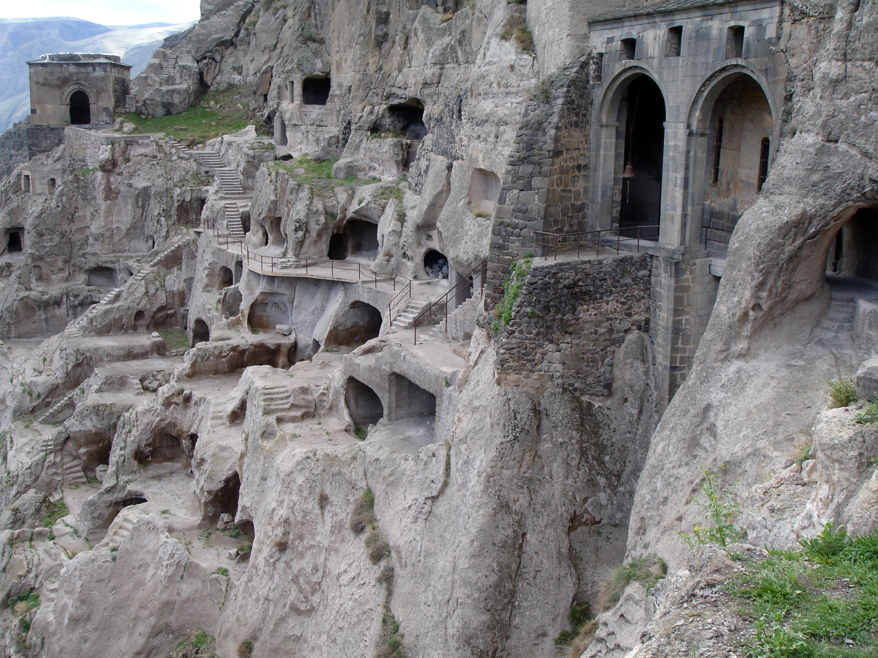 CASTLES, CAVES AND ROCK SHELTERS