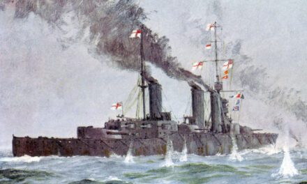 After Jutland: the North Sea operations of 18–19 August 1916