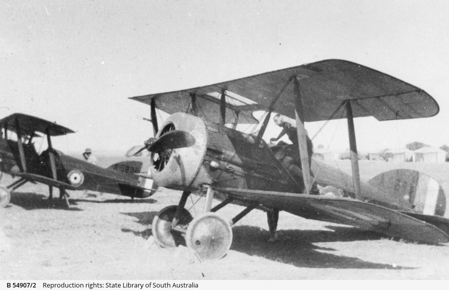 Australia's Great War in the air