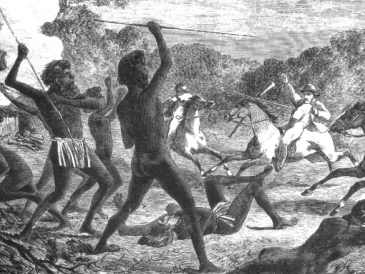 The evidence for the Tasmanian genocide