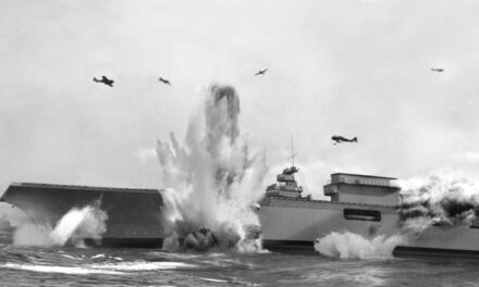 Why we should remember the Battle of the Coral Sea
