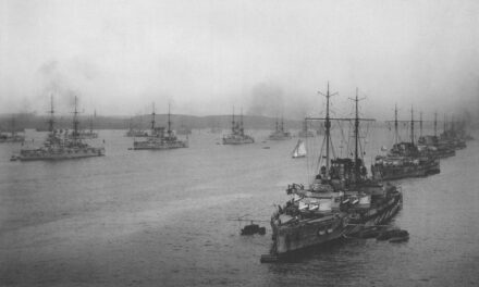 The German naval threat in the Indo-Pacific 1914–15
