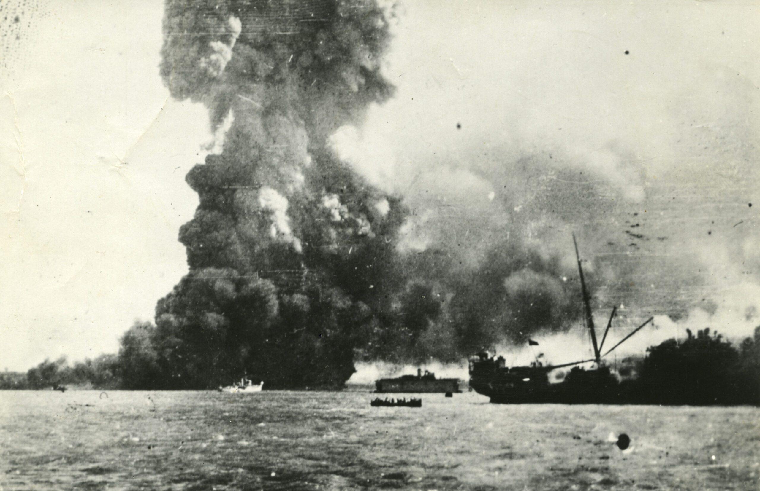 Remembering the bombing of Darwin