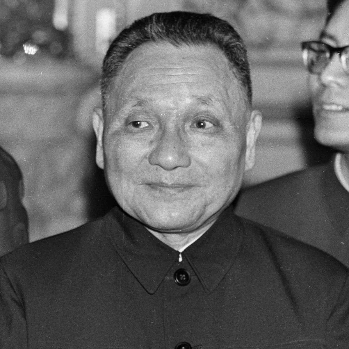 Deng Xiaoping's Rise to Power