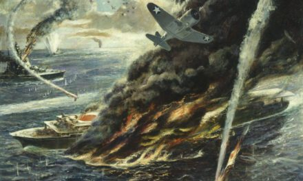 The Coral Sea, 1942: a nation-saving battle
