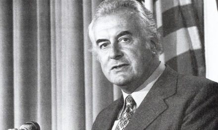 Gough's remaking of Defence policy