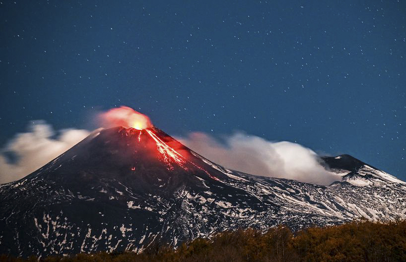 Volcanic Eruptions and European History