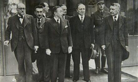 The Franco-British Union: Genius, or Madness Born of Desperation?