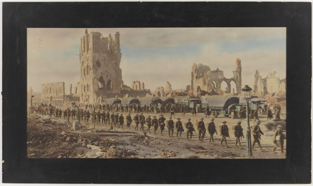 Cloth Hall, Ypres.
