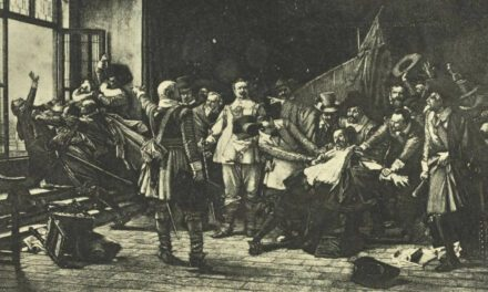 Spark to Powder: Prague and the Thirty Years' War