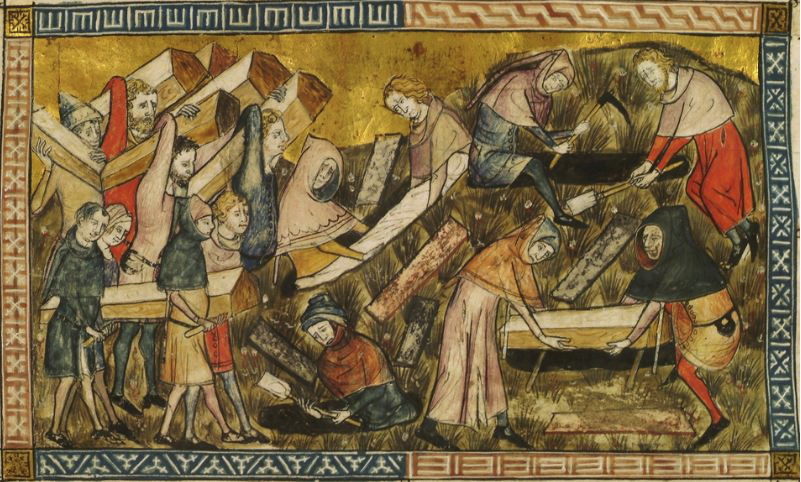 The Epidemics of the Middle Ages – Audiobook