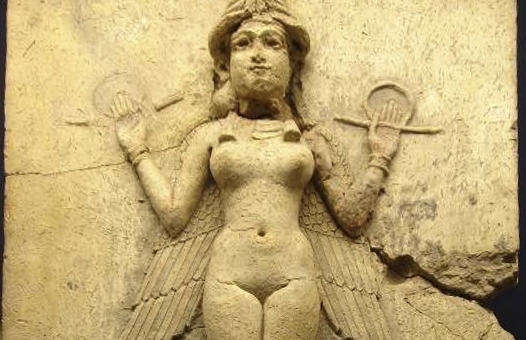 Enheduanna, princess, priestess and the world's first known author