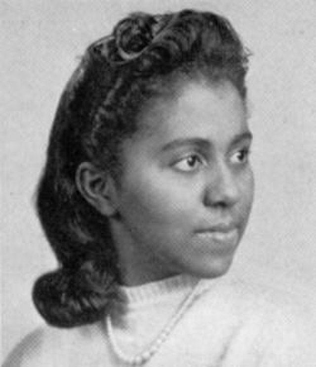 Dr  Marie Maynard Daly.