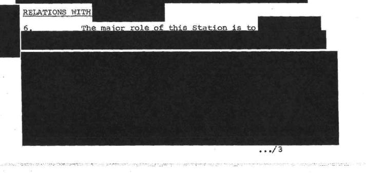 Redacted ASIS documents