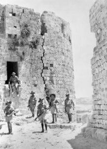 AUSTRALIAN_FORCES_IN_LEBANON,_1941