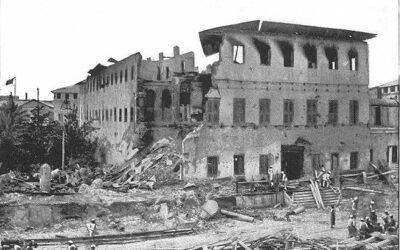 The Anglo-Zanzibar War: The Shortest War in History