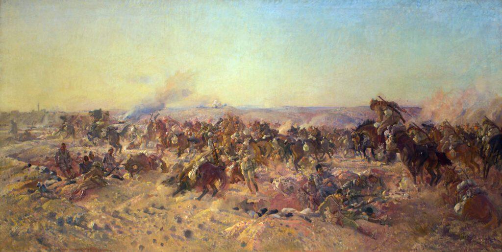 Battle of Beersheba