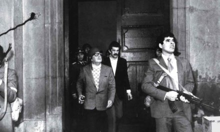 How the Australian Secret Service Helped Overthrow the Chilean Government