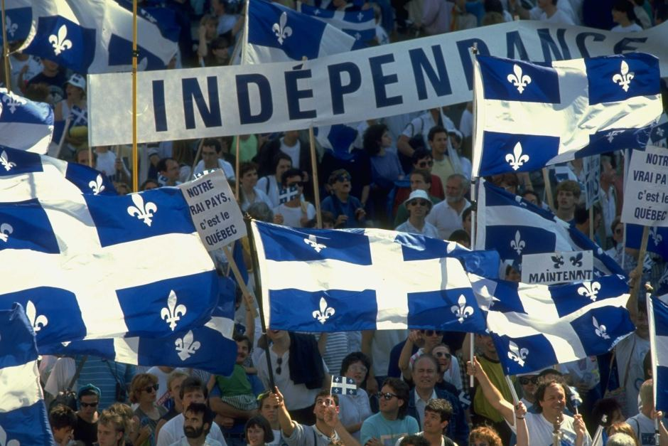 Gens Du Pays: A History of Quebec's Struggle for   Sovereignty