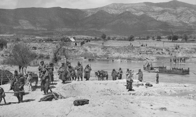 The Battle of Greece – Australia's Textbook Rear-Guard Action